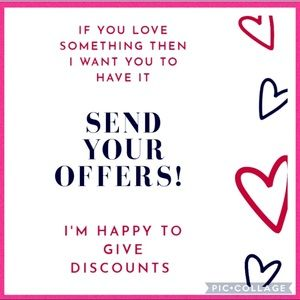 💖Send Your Offers💖